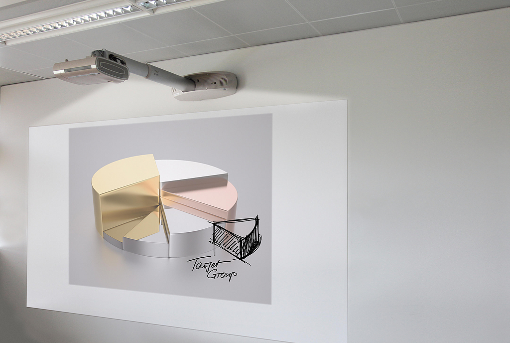 Projection Screen Whiteboard Film