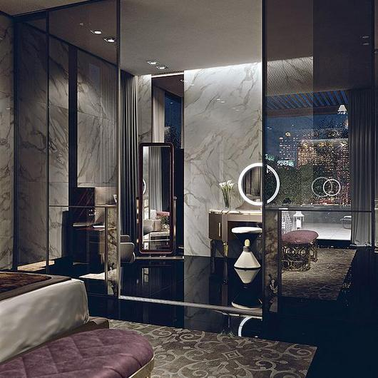Interior Furnishing in New York Apartment