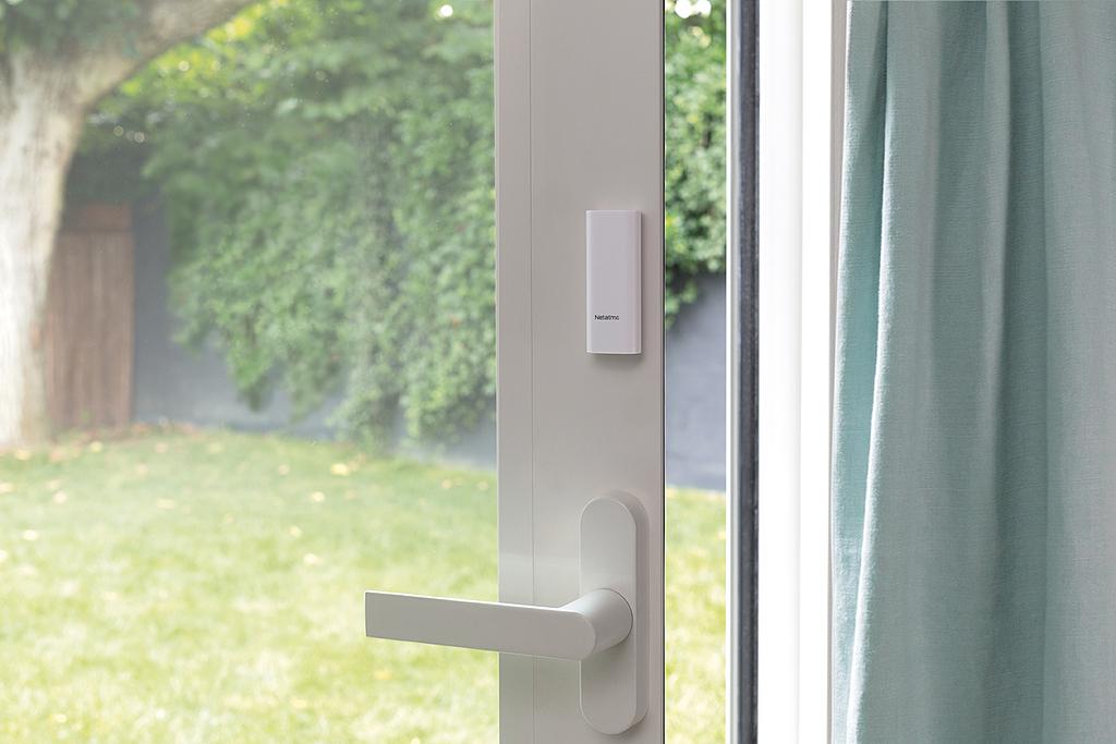 Sensor inteligente para puertas y ventanas