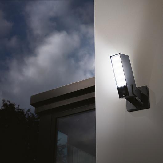 Cámara de vigilancia exterior inteligente