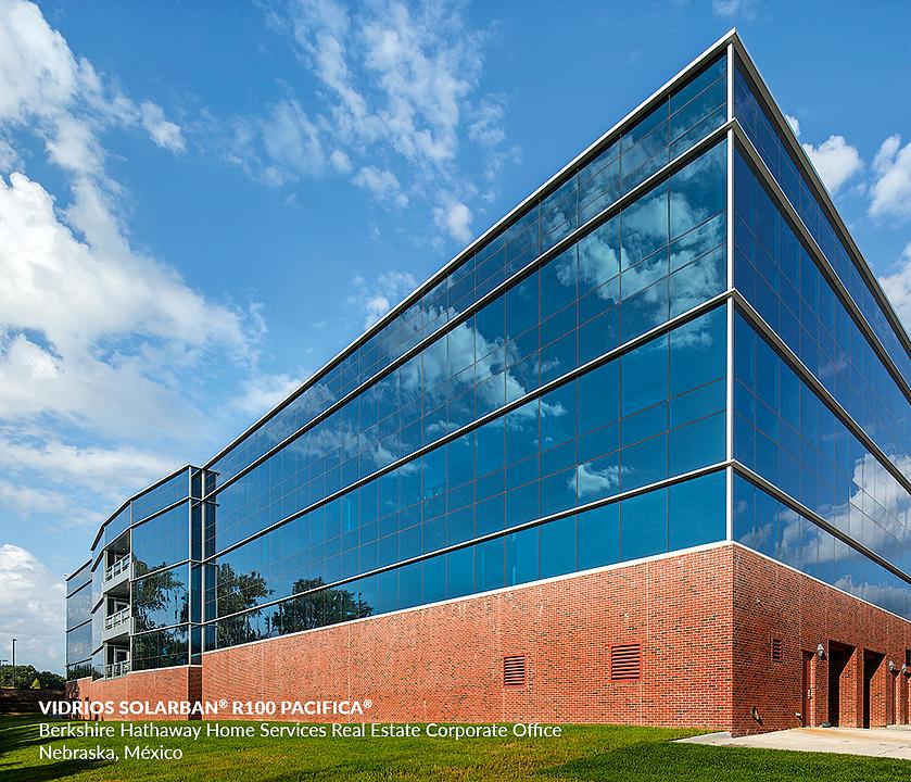Vidrio de baja emisividad  - Solarban® R100