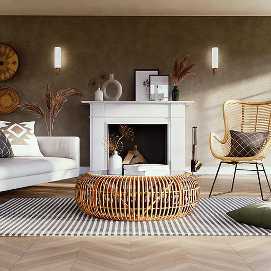 Interior Design Rendering / Enscape