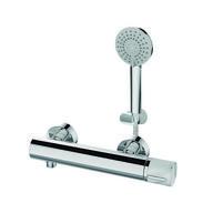 Monomando  ducha receptáculo - Magna