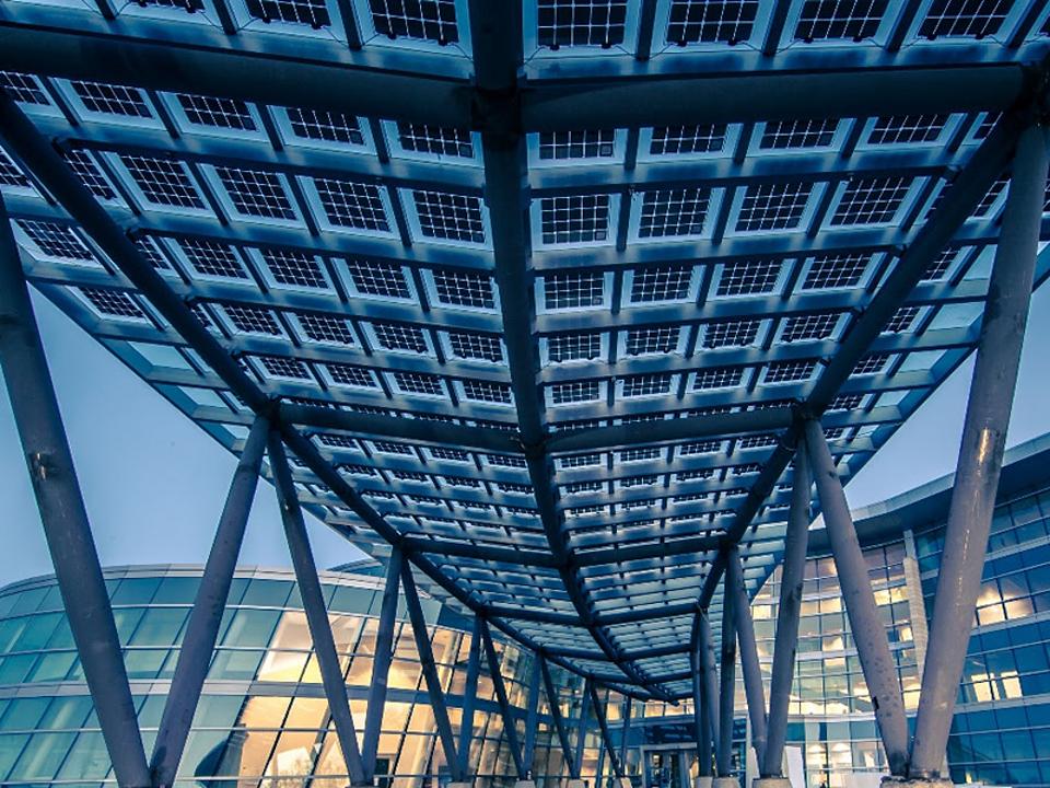 Módulos de vidrio fotovoltaico  - Solarvolt™