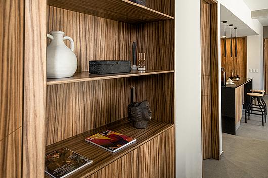 Diseño de interiores en complejo residencial Brasilia 10