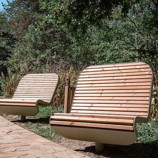 Bench - Techno / Punto Design