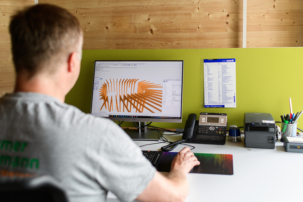 Data Processing for Wood Projects