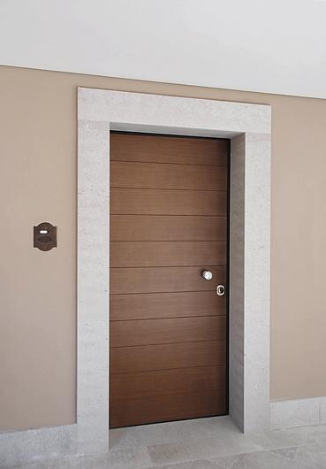 Puerta de Seguridad Batiente Junior Madera