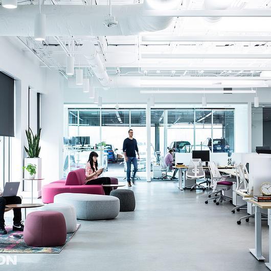 Controle de iluminação para arquitetos