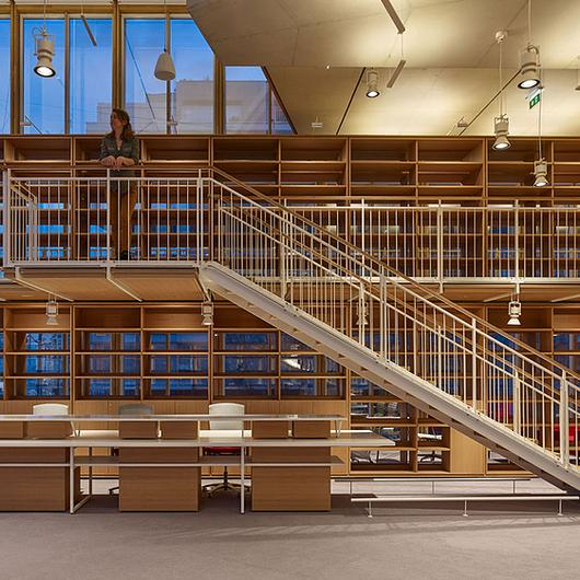 Lighting Project and Product Design - The Head Office of the Law Society, Paris / iGuzzini
