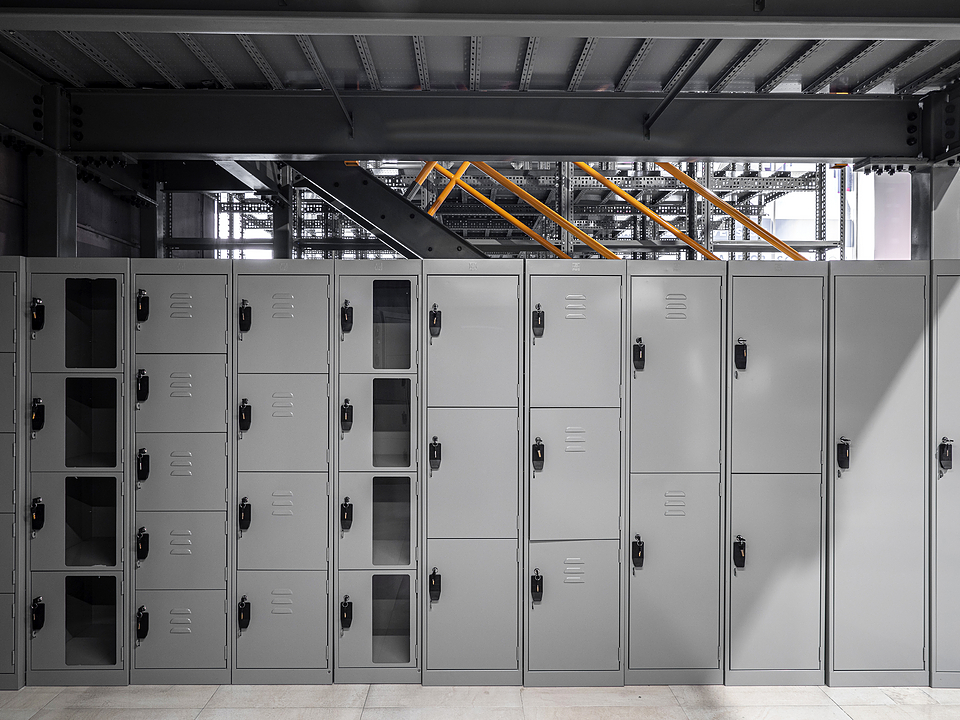 Lockers metal   metal y laminado