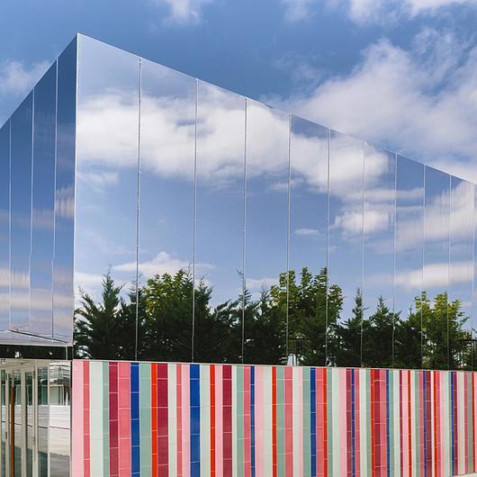 Panel de aluminio compuesto Stacbond® - Acabados especiales / Metaldesign
