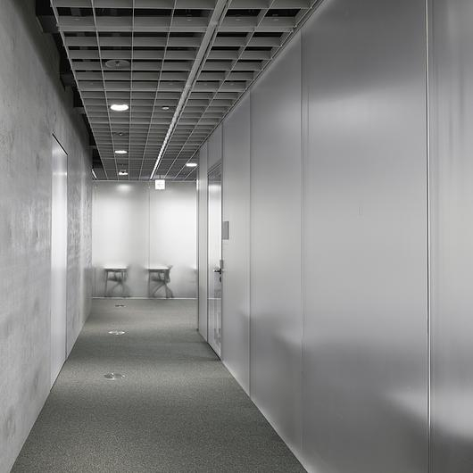 Wall Partitions - DCA