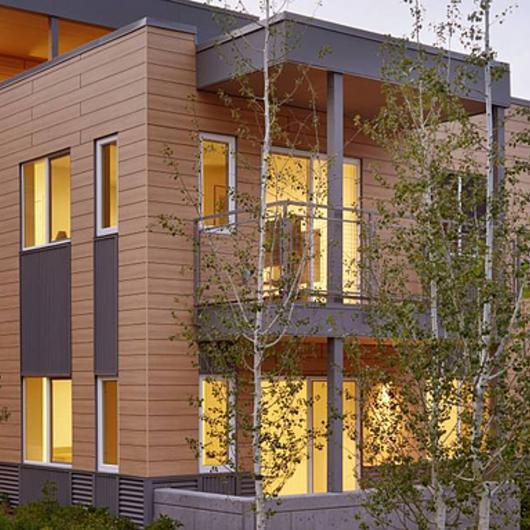 Guía: ¿Cómo crear una fachada sostenible? / Trespa