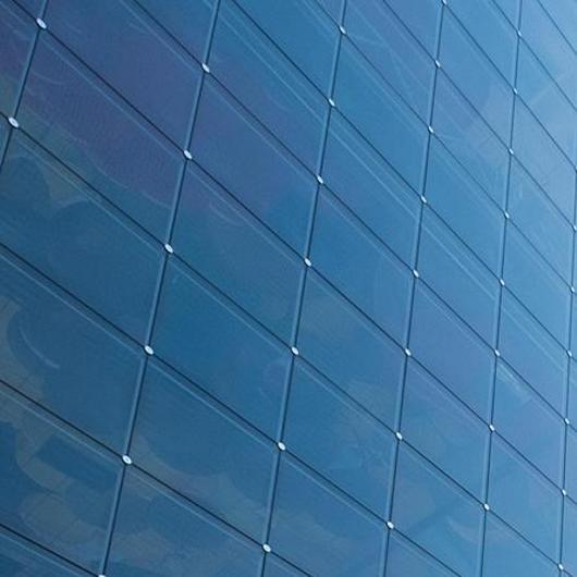 Sun Control Window Film in Markthal / 3M