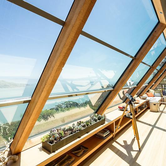 Sun Control Window Film in Private Residence / 3M