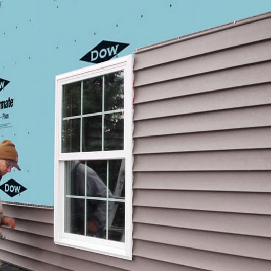 Membrana hidrófuga - DuPont™ Weathermate™ Plus Housewrap / Mathiesen®