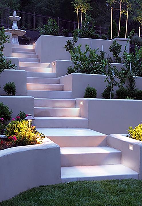 Luminaria de pared - Step