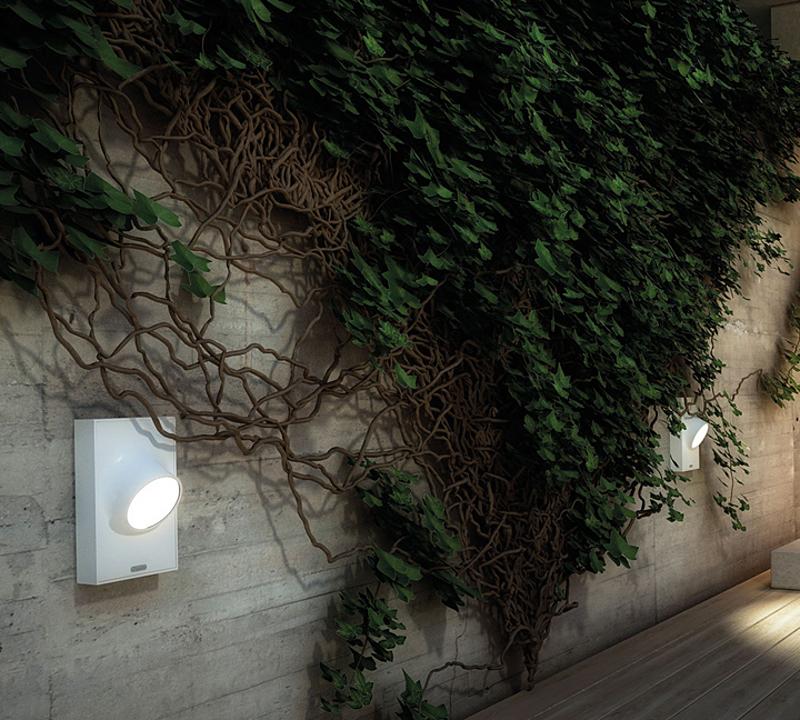 Luminaria de pared - Ciclope