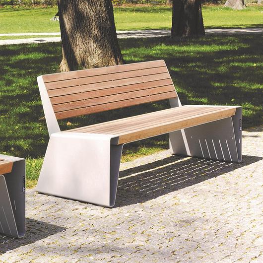 Park Bench - Radium / mmcité