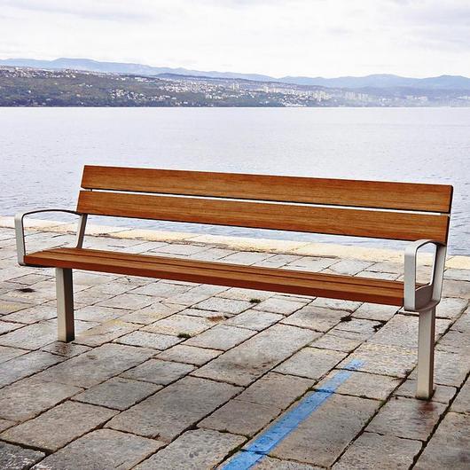 Park Bench - Intervera / mmcité