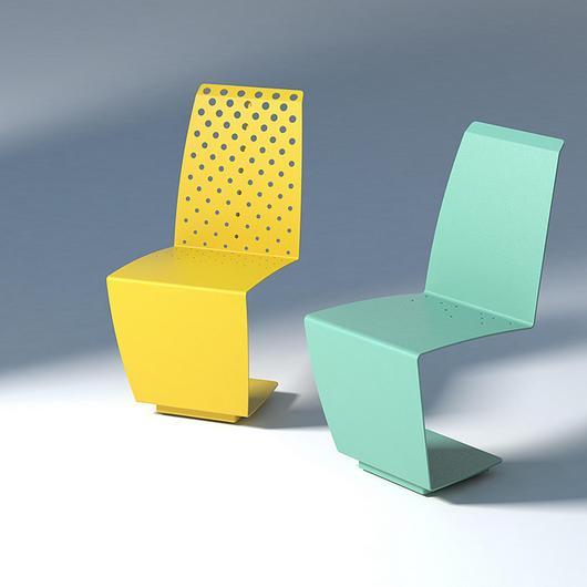 Outdoor Chair - Helene / mmcité