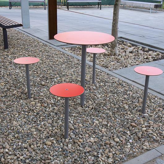 Outdoor Table - Bistrot / mmcité