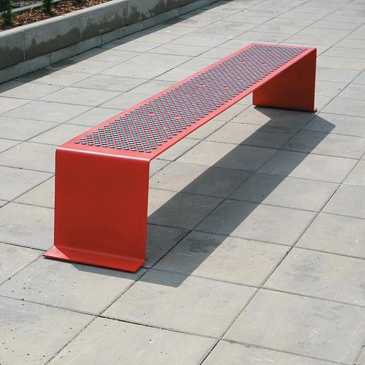 Park Bench - Sinus / mmcité