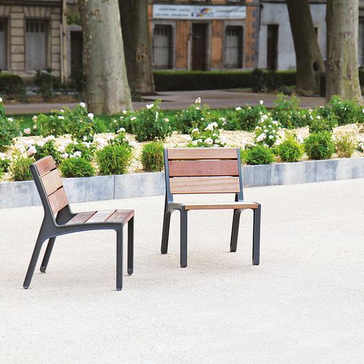 Outdoor Chair - Miela / mmcité