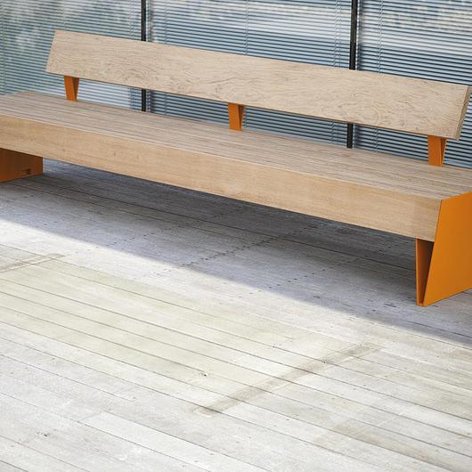 Park Bench - Blocq / mmcité