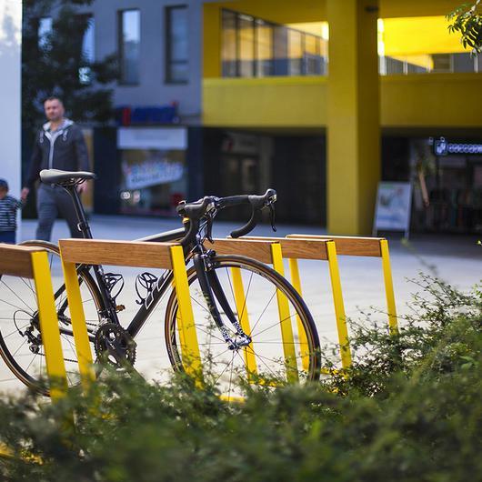 Bicycle Stand - Bikeblocq / mmcité