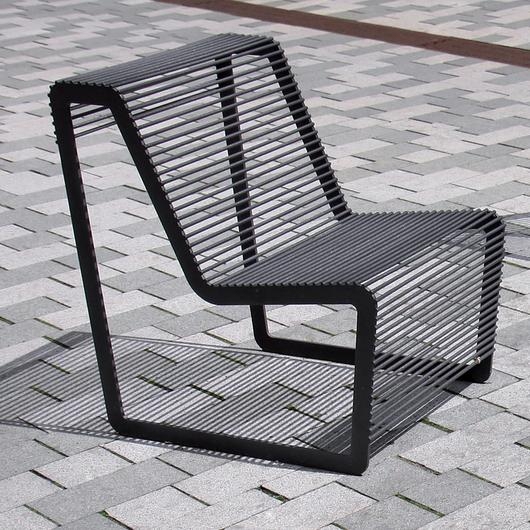 Modular Park Bench - Limpido / mmcité