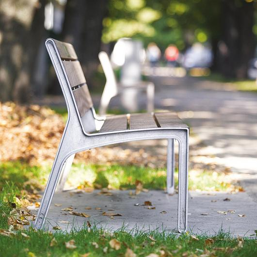 Park Bench - Miela / mmcité
