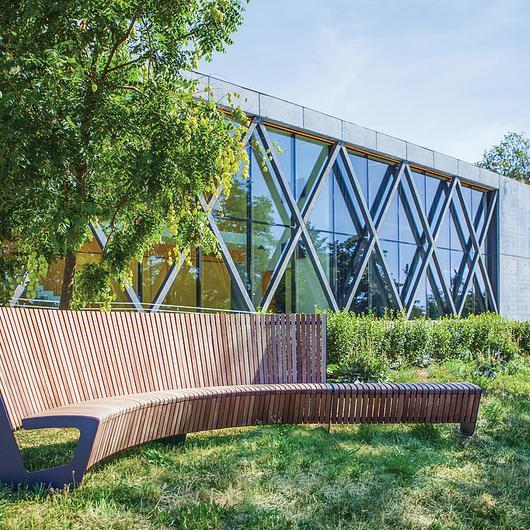 Park Bench - Landscape Compact / mmcité