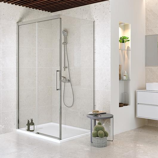 Mamparas de ducha Cersanit / Atika