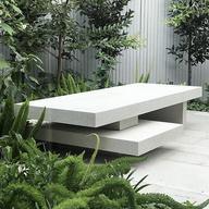 Concrete Bench Seats