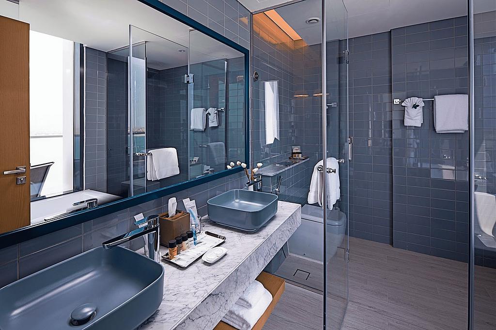 Colecciones de baño Blautherm y Alexia - C Central Resort Palm Jumeirah 5