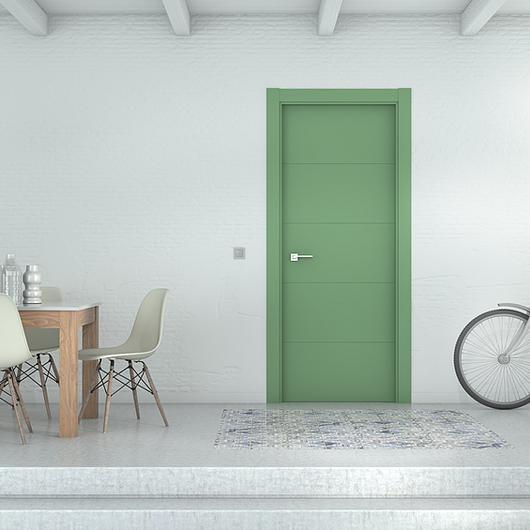 Puertas de aluminio Strugal / European Windows