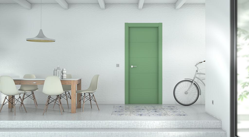 Puertas de aluminio Strugal