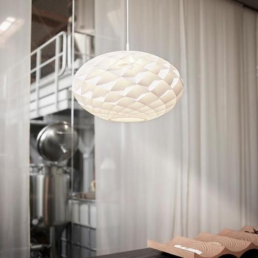 Pendant Lights - Patera Oval
