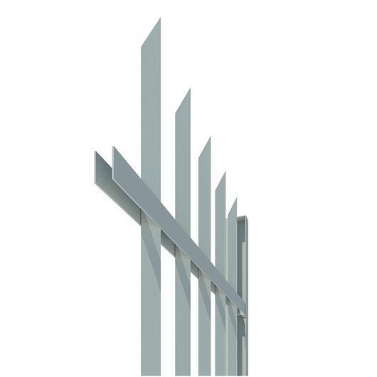 Rejas para delimitación L30/L40 / AZA