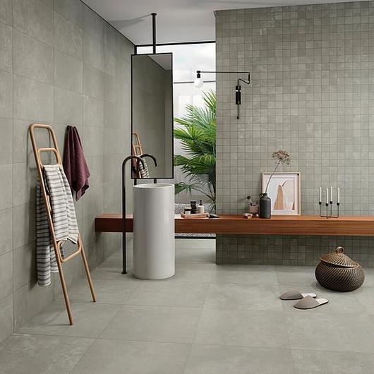 Coloured Body Porcelain Stoneware - Balance / Love Tiles