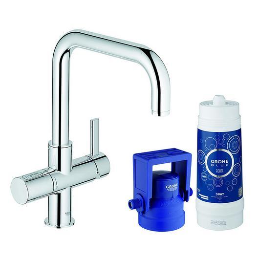Sink Mixer Starter Kit - Blue® K7