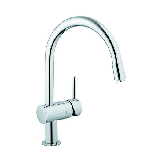 Sink Mixer Rounded - Minta