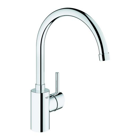 Sink Mixer Rounded - Concetto