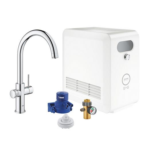 Sink Mixer Kit - Blue Pro Connected