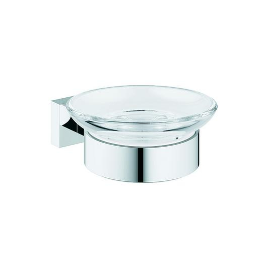 Soap Dish with Holder - Essentials Cube