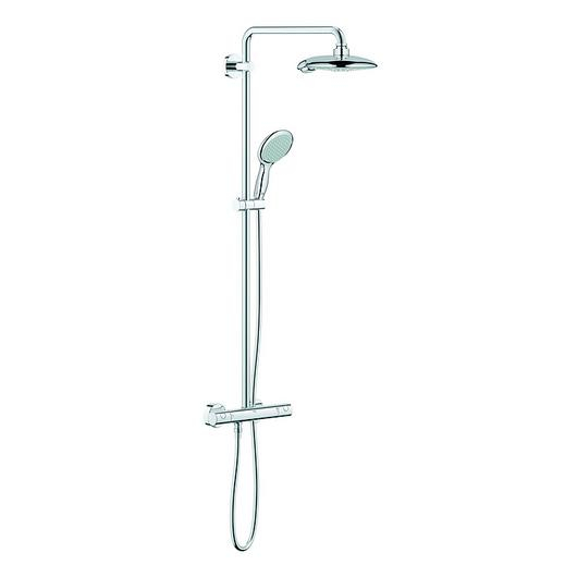 Shower System with Thermostat - Euphoria Power & Soul 190