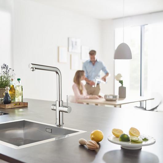 Sink Mixer Starter Kit - Blue Home