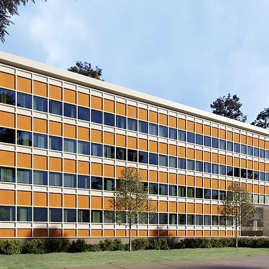 Wall Panels - Insulated or Glazed-In Panels / Pure + FreeForm